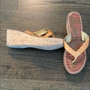 Sam Edelman Platform Sandals 11